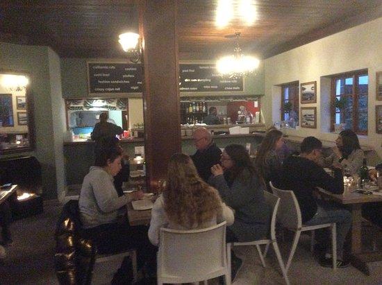 De Noordhoek Hotel: A restaurant with ambiance