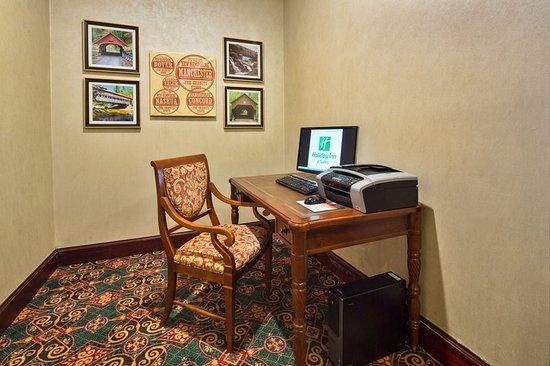 Holiday Inn Nashua: Property amenity