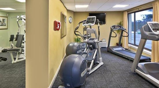 Holiday Inn Nashua: Health club