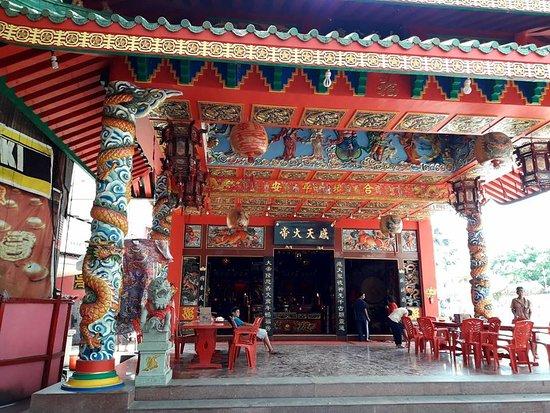 Tua Pek Kong Pagoda