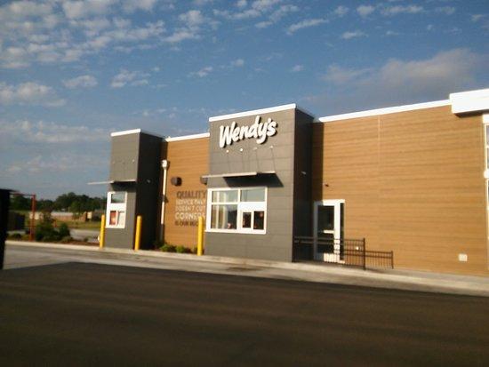 Choctaw, OK: Wendy's