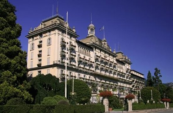 Grand Hotel des Iles Borromees & SPA
