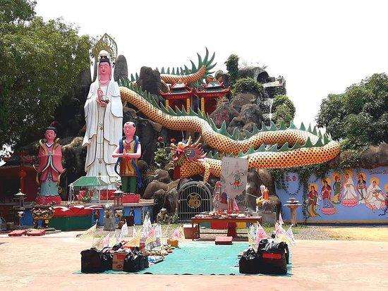 Tua Pek Kong Chinese Temple in Ketapang