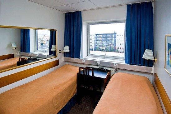 HOTEL CABIN (Reykjavik, Iceland)