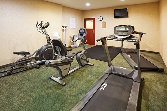 Holiday Inn Norton: Health club