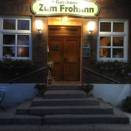 Bosau, Alemanha: Gasthaus zum frosinn