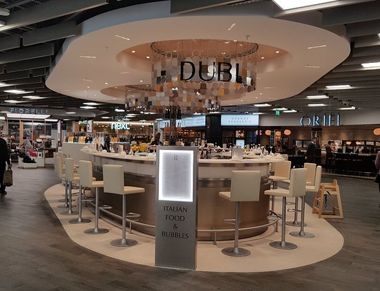 DUBL Luton Airport
