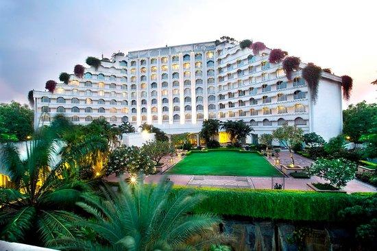 Taj Krishna Hyderabad: Exterior