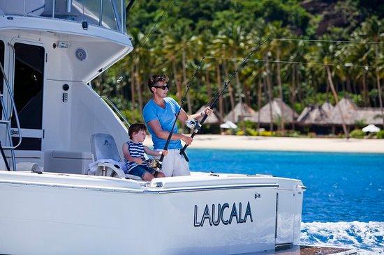 Остров Лаукала, Фиджи: Recreation