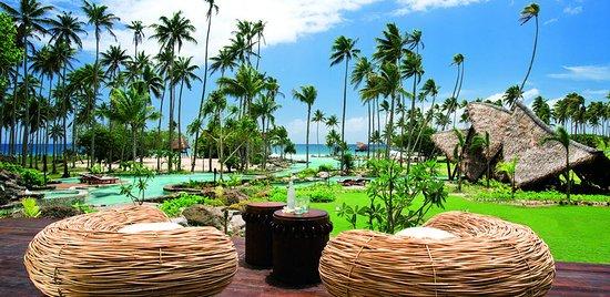 Остров Лаукала, Фиджи: Restaurant