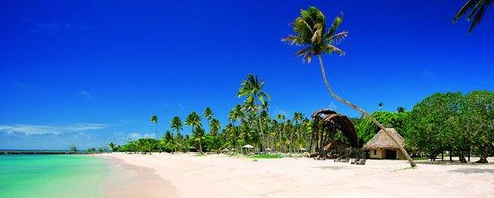 Остров Лаукала, Фиджи: Beach