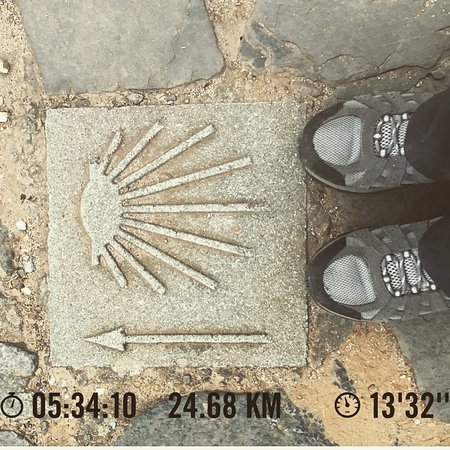 Follow The Camino: Ready to walk
