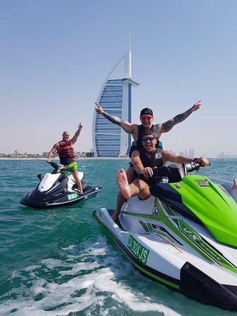 Emirados Árabes: Jet Ski