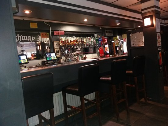 Lisburn, UK: The Highway Inn