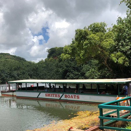 Wailua River State Park-bild