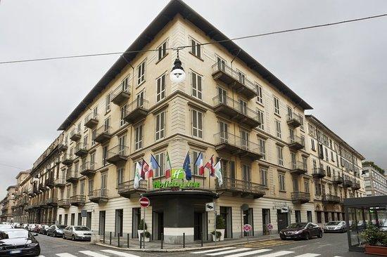Holiday inn turin city center hotel torino piemonte for Hotel san salvario torino