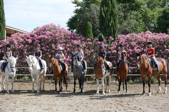 Centre Equestre du Frigouye