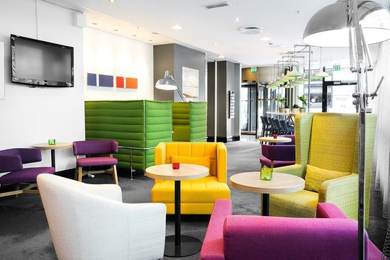 Park Inn by Radisson Oslo: Lobby