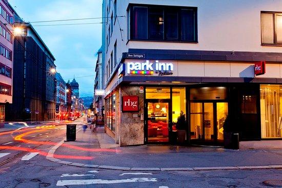 Park Inn by Radisson Oslo Hotel
