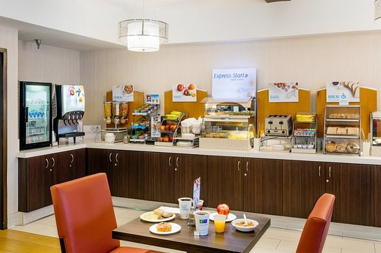 Great Stay Review Of Holiday Inn Express Simi Valley