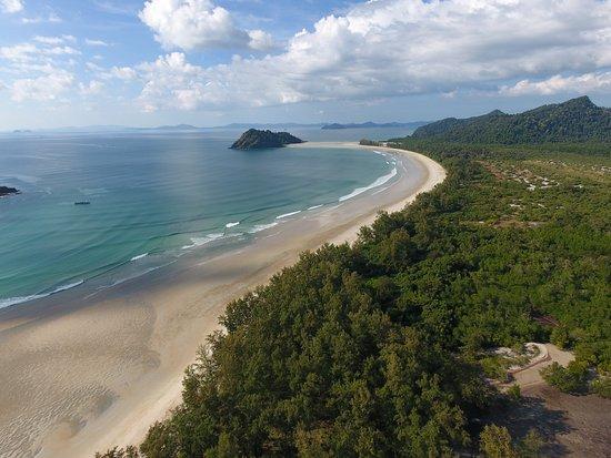 Lampi National Park: the most beautiful island in Mergui Archipelago