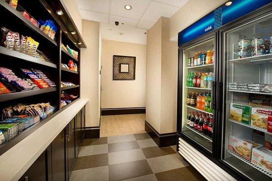 Hampton Inn & Suites Rockport - Fulton: Lobby