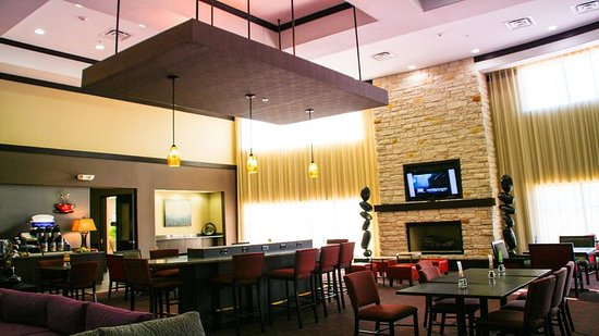 Holiday Inn Express & Suites Duncan: Restaurant