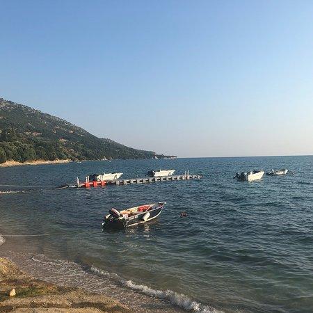 Mytikas, Greece: Recuerdo de mi estancia agosto 2018