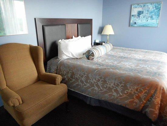 L'Ancienne-Lorette, Canada : Guest room