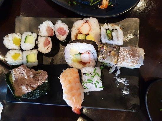 Sushi Köln Okinii
