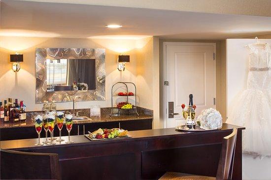 LaGuardia Plaza Hotel: Suite