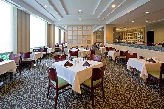 LaGuardia Plaza Hotel: Restaurant