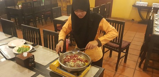 Check With The Staff Steamed Fish Picture Of Muslim Family Kitchen Siem Reap Tripadvisor