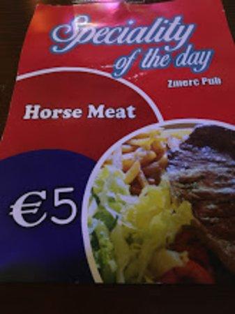 Balzan, Malta: Interesting menu
