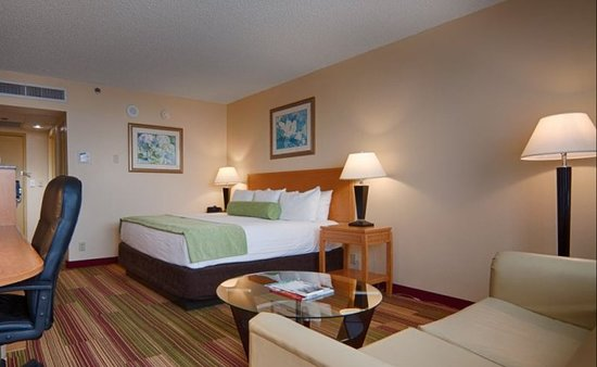 The Florida Hotel & Conference Center, BW Premier Collection: Guest room