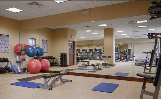 The Florida Hotel & Conference Center, BW Premier Collection: Health club