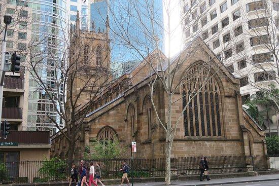 St Phillip's Anglican church