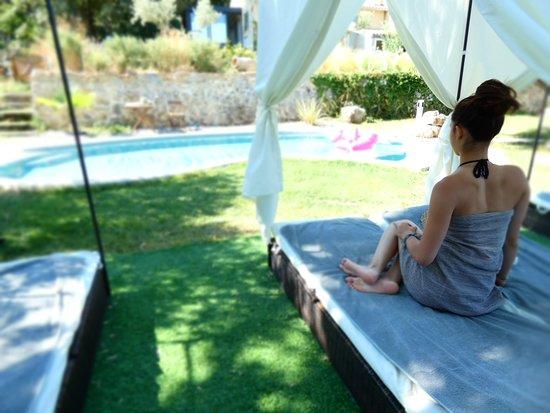 loustalet des marres transat piscine - Transat Piscine