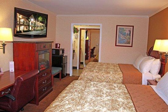Dynasty Suites Redlands: Guest room