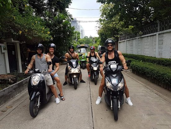 Motorcycle Rental Bangkok