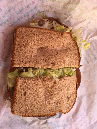 Gambrills, MD: Sandwiches are yummy
