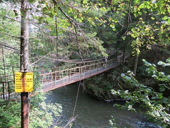 Spisska Nova Ves, Slovaquie : Híd a Hernád felett