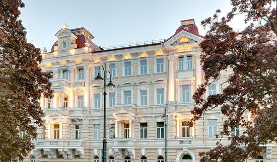 Гостиница Kempinski Hotel Cathedral Square