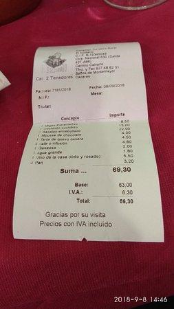 Banos de Montemayor, Spanien: IMG_20180908_144651_large.jpg