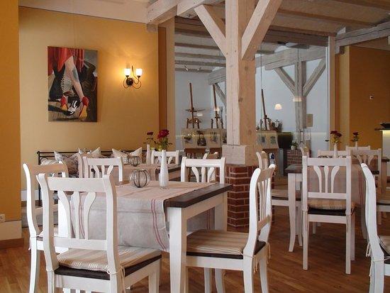 Nauen, ألمانيا: Restaurant