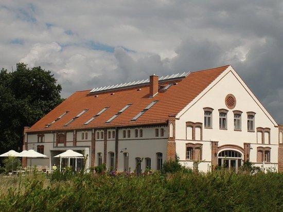 Nauen, ألمانيا: Exterior