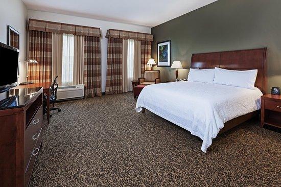 Lobby Picture Of Hilton Garden Inn Corpus Christi Corpus Christi