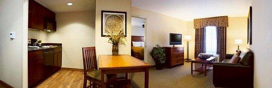 Homewood Suites Rockville - Gaithersburg: Suite