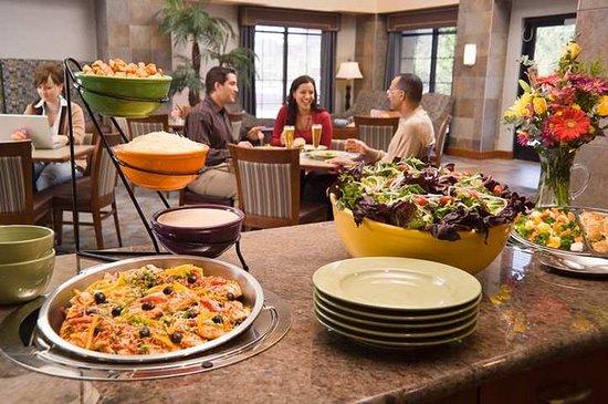 Homewood Suites Rockville - Gaithersburg: Restaurant
