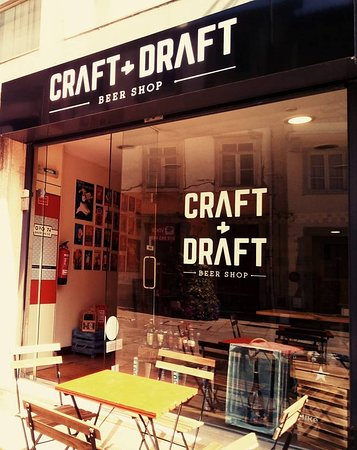 Braganca, Portugal: Craft & Draft - BeerShop